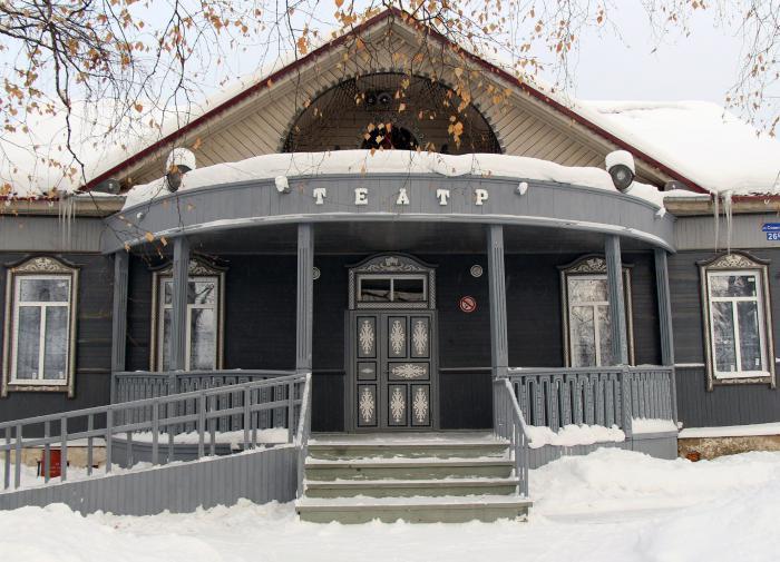 Мотыгинский театр борется за русскую культуру
