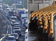 Пьяный за рулем хуже дураков и дорог