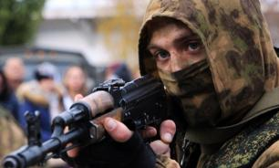 При попытке прорваться в ЛНР подорвались на мине пять солдат ВСУ