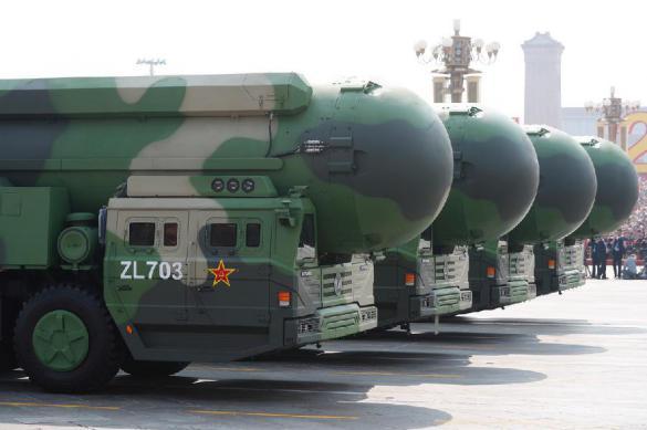 Ракетные войска Китая растут с беспрецедентной скоростью