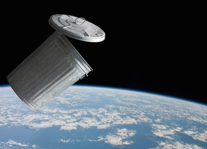 ЕКА: растёт угроза от взрывоопасного космического мусора