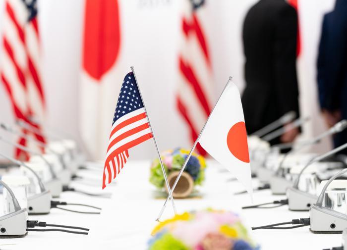 Политолог пояснил, для чего США и Япония укрепляют сотрудничество