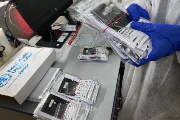 Российские медики провели почти 350 тысяч тестов на коронавирус