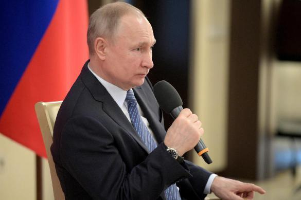 Болельщики спортивных клубов из Приморья обратились к Путину