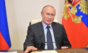 Путин поручит разработать программу переподготовки самозанятых