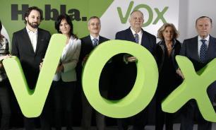 Нерукопожатная партия Vox стала третьей силой Испании