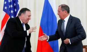 В США началась встреча Лаврова и Помпео