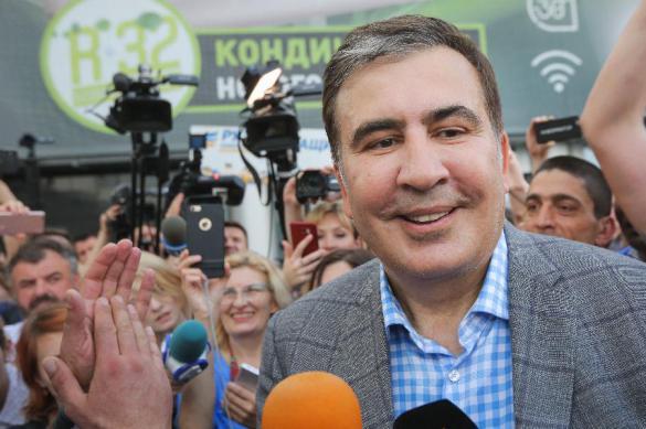 """Саакашвили ответил """"да"""" Зеленскому"""