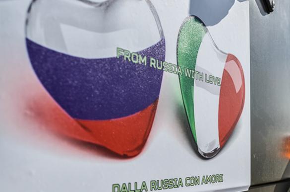 В Италии российские военные медики вылечили от коронавируса 75 человек