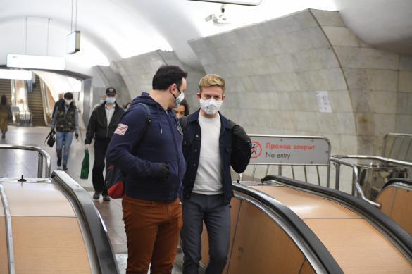 В Москве начали действовать только столичные пропуска
