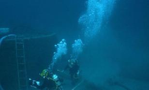 На подлодке, затонувшей полвека назад в Баренцевом море, сняли уникальные кадры