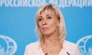 """Захарова напомнила, кому нужна встреча """"нормандской четверки"""""""