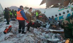 Крушение самолета в Казахстане: кратко о трагедии