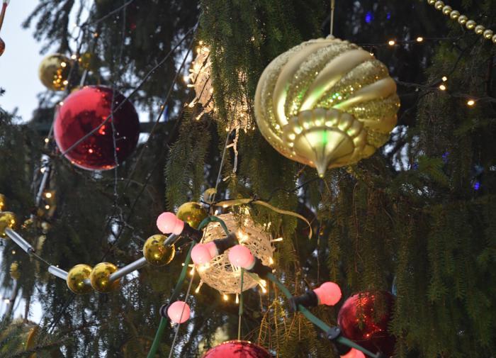 В Ленобласти запретили городские ёлки и новогодние корпоративы