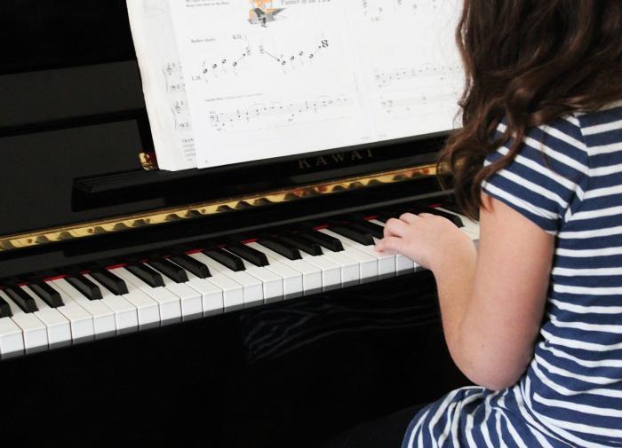 Занятия музыкой влияют на формирование мозга ребёнка