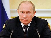 Владимир Путин: Киев пошел на преступление против собственного народа