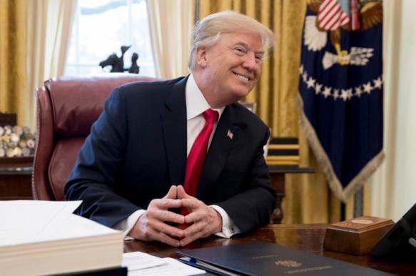 Трамп признался, что ему нравятся русские