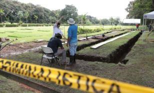 Панама эксгумирует останки жертв американского вторжения 1989 года