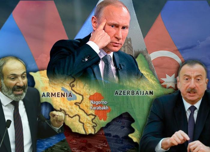 На охрану армяно-азербайджанской границы встали российские пограничники
