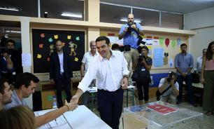 Греция оккупирована, но не сдается