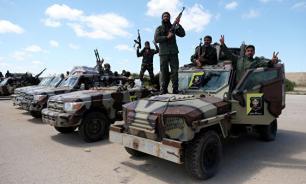 На востоке Ливии началась всеобщая мобилизация против Турции