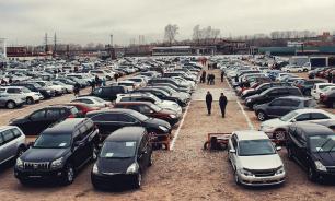 Названы самые популярные иномарки на вторичном рынке РФ