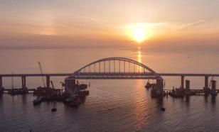 В Крыму не стали обращать внимания на претензии ЕС по Крымскому мосту