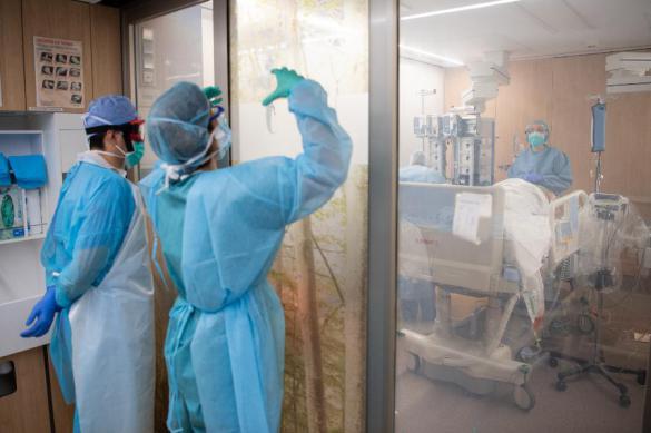 В Испании число заболевших коронавирусом снова снизилось