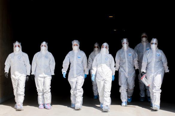 Больше 600 москвичей за сутки выписали из больниц