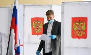 """Выборы: названы регионы, в которых """"Единая Россия"""" проиграла"""