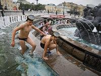 Прогнозы: жара в Москве усиливается.