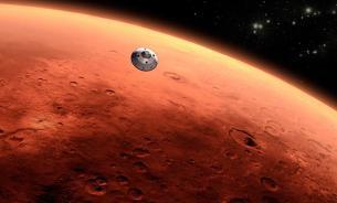 В новой интерактивной карте Красной планеты видны детали марсианского ландшафта