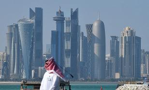 В Катаре начался вооруженный переворот. Между военными идут бои