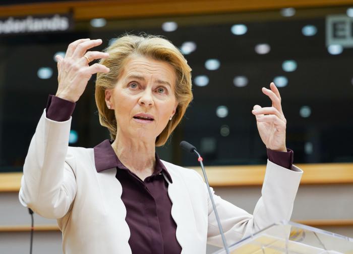 Глава Еврокомиссии объяснила, где находятся отношения ЕС и РФ