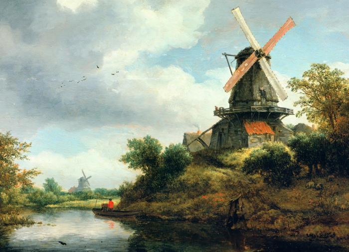 Искусствовед: голландские картины со временем становятся лучше, а итальянские – хуже