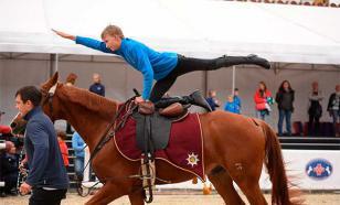 Дети научат своих сверстников ездить на лошади лучше, чем взрослые