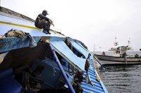 В результате кораблекрушения в Конго погибли более 100 человек.