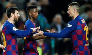 """Футболисты """"Барселоны"""" не пошли на повторное сокращение зарплаты"""