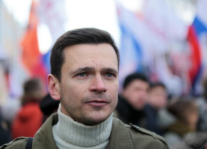 """Почему в Мосгордуму не пускают """"молодого перспективного политика"""" Илью Яшина"""
