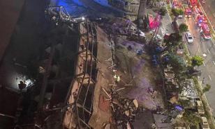 В Китае обрушился отель, есть погибшие