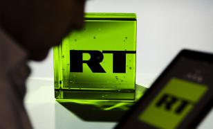 Вещание семи телеканалов Russia Today запретили в Латвии