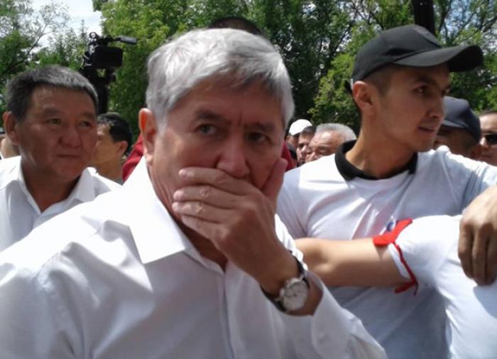 Экс-президент Киргизии, обвиняемый в коррупции, выпущен из СИЗО