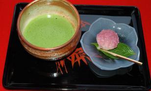 Японский чай Матча продлевает жизнь