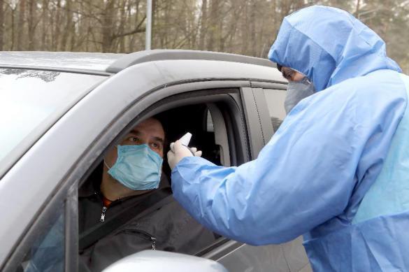 Полтысячи украинцев стали новыми инфицированными коронавирусом