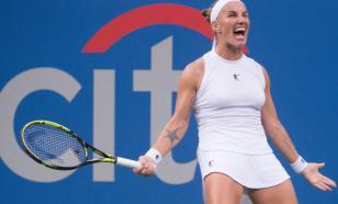 Теннисистка Кузнецова рассказала о деградации уехавших в США россиян