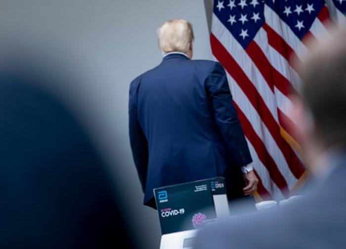 Тюрьма или крупные штрафы: что ждёт Трампа за порогом Белого дома
