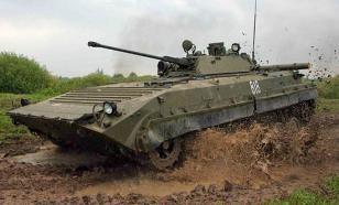 Российские сухопутные войска получат на вооружение новые БМП