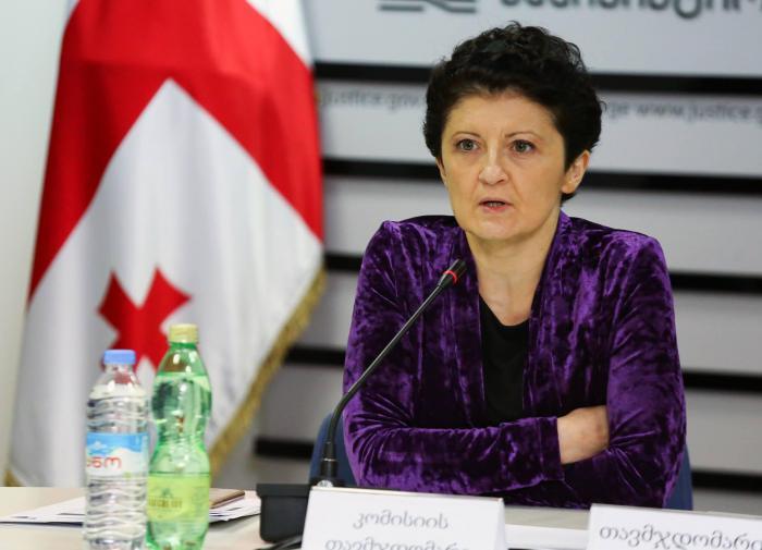 Тбилиси: Зеленский может обещать всё, что хочет, но Саакашвили мы ему не вернём