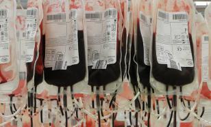 Кровь: почему красного цвета, из чего она состоит