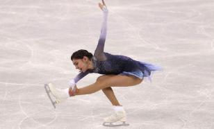 Трусова, Медведева и Константинова чисто откатали тренировку